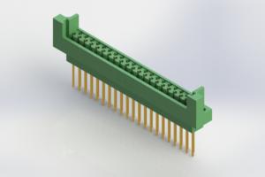 415-041-542-222 - Card Edge | Metal to Metal 2 Piece Connectors