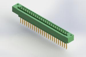 415-047-540-122 - Card Edge | Metal to Metal 2 Piece Connectors