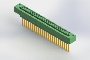 415-047-542-122 - Card Edge | Metal to Metal 2 Piece Connectors