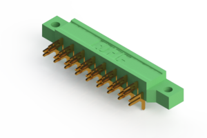 421-017-521-102 - Card Edge | Metal to Metal 2 Piece Connectors