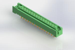 424-029-540-122 - Card Edge | Metal to Metal 2 Piece Connectors