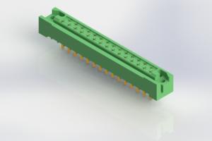 424-029-542-112 - Card Edge | Metal to Metal 2 Piece Connectors