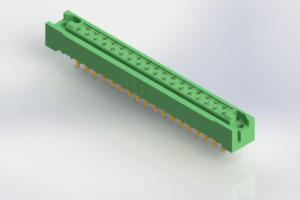 424-035-540-112 - Card Edge | Metal to Metal 2 Piece Connectors