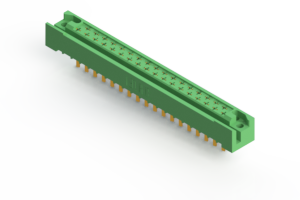 424-035-540-122 - Card Edge | Metal to Metal 2 Piece Connectors