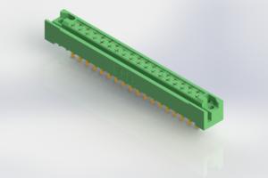424-035-542-122 - Card Edge | Metal to Metal 2 Piece Connectors