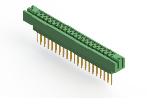 438-041-540-122 - Card Edge | Metal to Metal 2 Piece Connectors