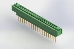 438-041-541-112 - Card Edge | Metal to Metal 2 Piece Connectors