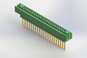 438-041-542-122 - Card Edge | Metal to Metal 2 Piece Connectors