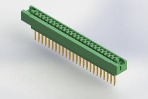 438-047-540-112 - Card Edge | Metal to Metal 2 Piece Connectors
