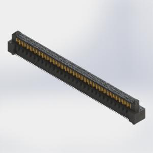 472-150-529-001 - High Speed Card Edge Connector