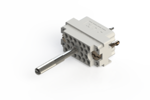 516-020-000-301 - Rack & Panel Connector
