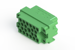 516-020-000-500 - Rack & Panel Connector