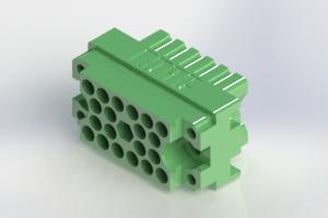 516-020-000-600 - Rack & Panel Connector