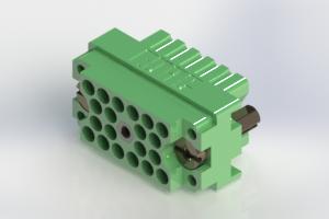 516-020-000-602 - Rack & Panel Connector