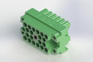 516-020-000-606 - Rack & Panel Connector