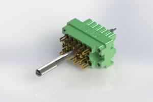 516-020-500-205 - Rack & Panel Connector