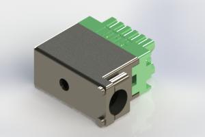 516-020-500-250 - Rack & Panel Connector