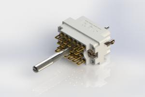 516-020-500-301 - Rack & Panel Connector