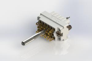 516-020-500-401 - Rack & Panel Connector