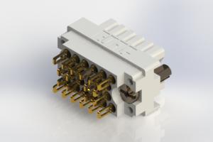 516-020-500-402 - Rack & Panel Connector