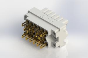 516-020-500-406 - Rack & Panel Connector