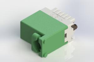 516-020-500-412 - Rack & Panel Connector