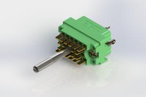 516-020-501-101 - Rack & Panel Connector