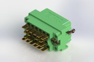 516-020-501-102 - Rack & Panel Connector
