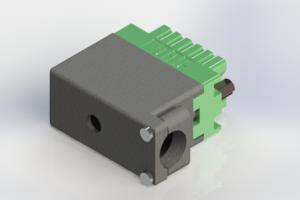 516-020-501-252 - Rack & Panel Connector