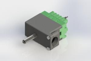 516-020-501-255 - Rack & Panel Connector