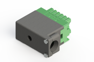 516-020-501-256 - Rack & Panel Connector