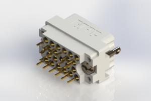 516-020-520-302 - Rack & Panel Connector