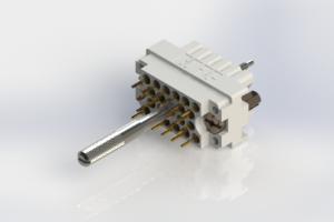 516-020-520-401 - Rack & Panel Connector