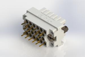 516-020-520-402 - Rack & Panel Connector