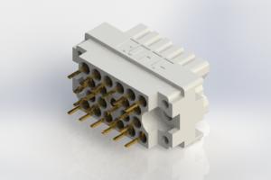 516-020-520-406 - Rack & Panel Connector