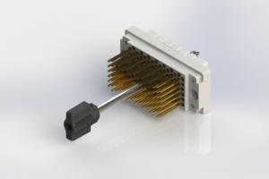 516-090-542-405 - Rack & Panel Connector