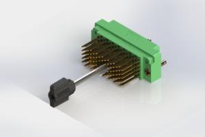 516-090-542-501 - Rack & Panel Connector