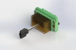 516-120-542-201 - Rack & Panel Connector