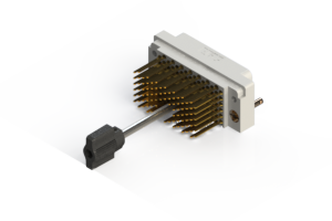 516-120-542-301 - Rack & Panel Connector