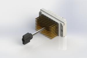 516-120-542-405 - Rack & Panel Connector