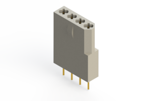 556-004-520-101 - Rack & Panel Connector