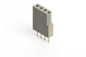556-004-540-101 - Rack & Panel Connector