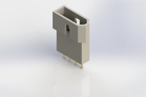 556-004-540-201 - Rack & Panel Connector