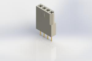556-004-542-101 - Rack & Panel Connector