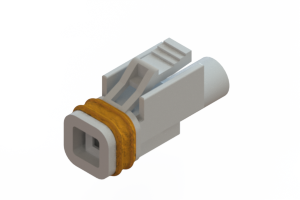 570-001-000-200 - Waterproof Inline Connector