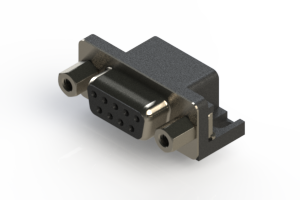 622-009-260-503 - EDAC   Standard Right Angle D-Sub Connector