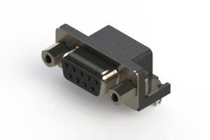 622-009-360-043 - EDAC | Standard Right Angle D-Sub Connector