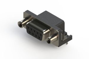 622-009-360-530 - EDAC | Standard Right Angle D-Sub Connector