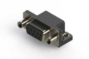 622-009-360-550 - EDAC | Standard Right Angle D-Sub Connector