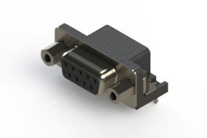 622-009-368-533 - EDAC | Standard Right Angle D-Sub Connector